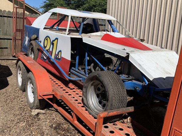 2004 Smileys Limited Modified Roller  for Sale $2,000