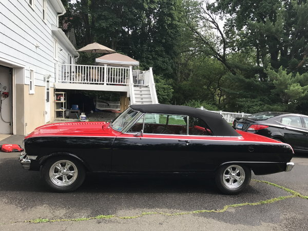 1962 Chevrolet Chevy II  for Sale $42,500