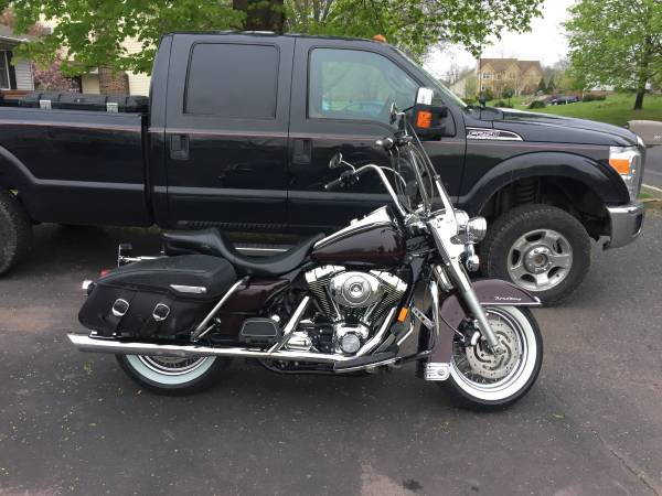 2006 Road king classic Harley  for Sale $3,000