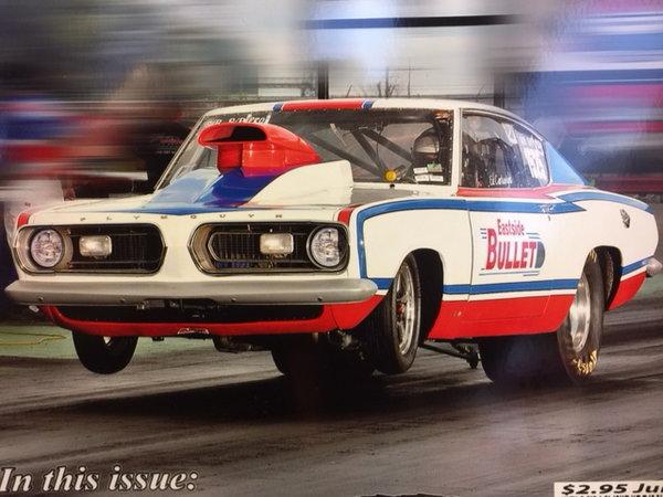 1967 Plymouth Barracuda Fast Back