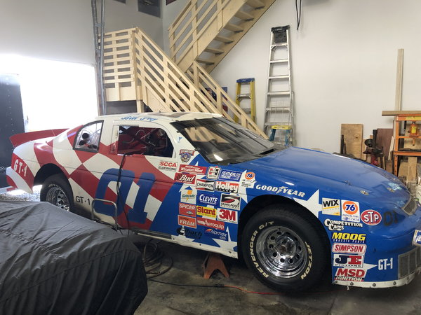 Winston Cup Car Package