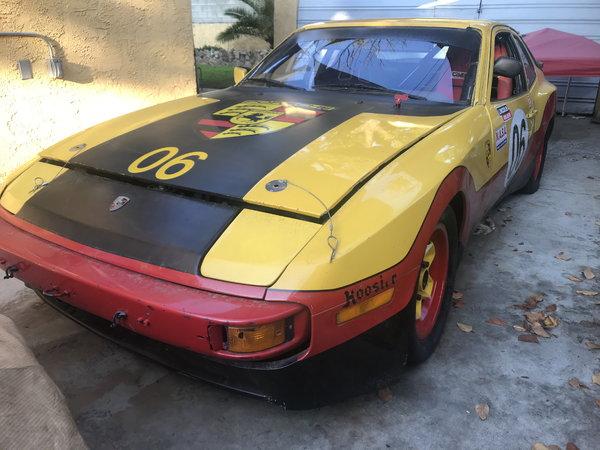 Porsche 944 SPEC