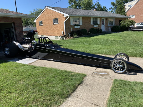 Mullis Dragster  for Sale $8,500