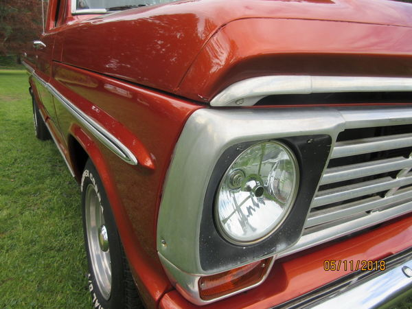 1967 Ford F-100  for Sale $15,000
