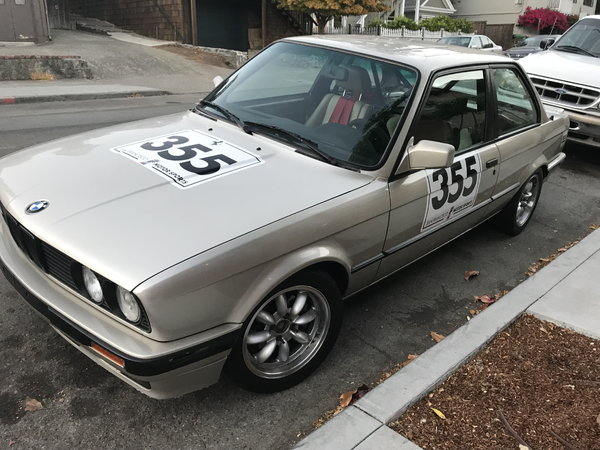 1988 BMW 325is e30 Spec  for Sale $6,500