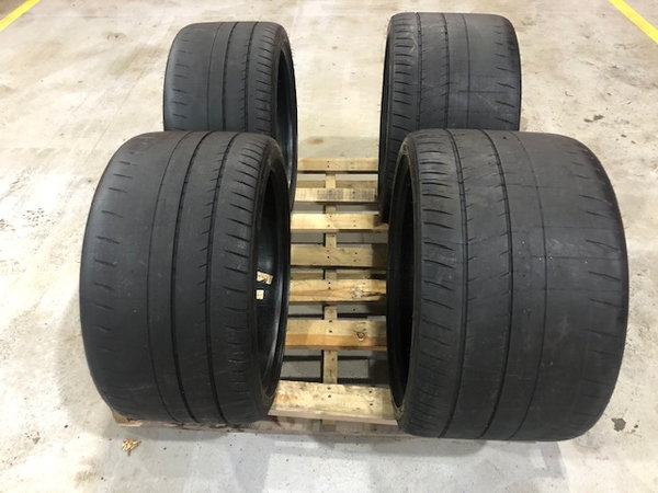 Michelin Pilot Sport Cup  for Sale $1,400