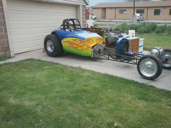 32 Bantum Altered Rolling Chassis  for Sale $8,500