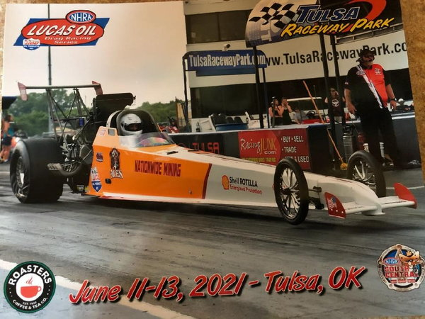 Top Dragster  for Sale $85,000