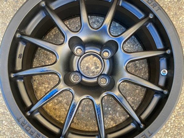 Spec Miata Wheels  for Sale $140