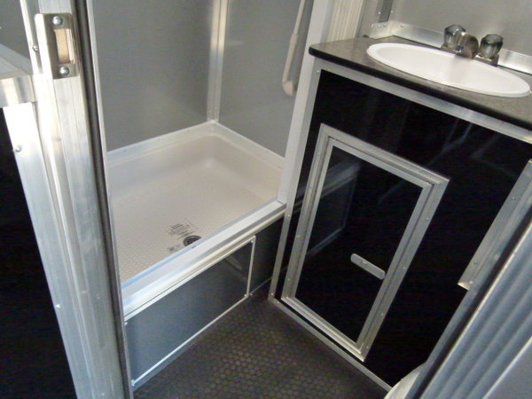 2019 53' VINTAGE PROSTOCK BATHROOM/FRIDGE PACKAGE LOADED