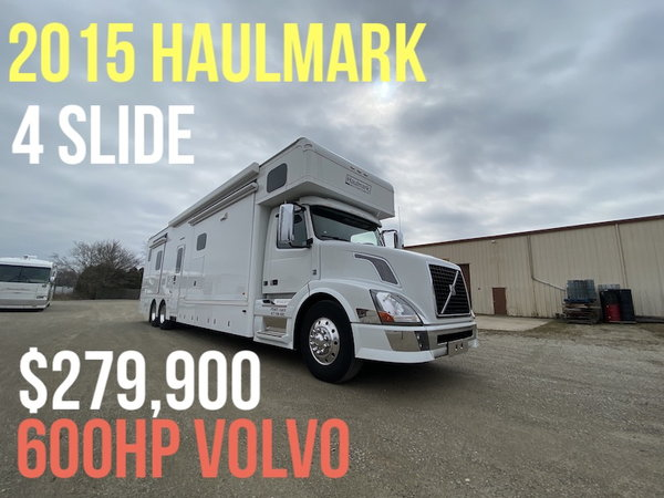 2015 Hualmark Edge  for Sale $279,900