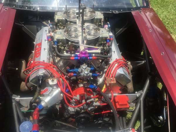 1990 Mustang Full Chassis