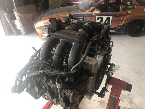 Porsche 997 Race Engine  for Sale $18,000