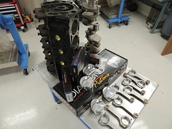 BBC engine kit  for Sale $2,950