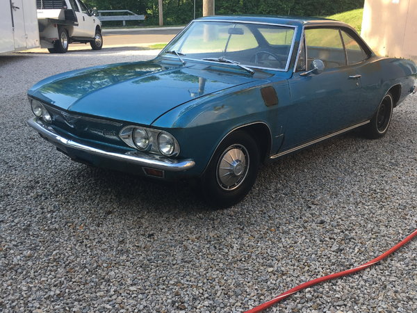 1966 Chevrolet Corvair  for Sale $1,800
