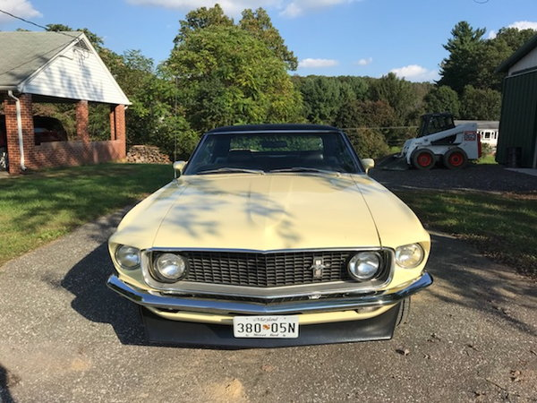 1969 Ford Mustang Grande  for Sale $24,500