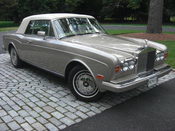 1991 Rolls Royce Corniche II