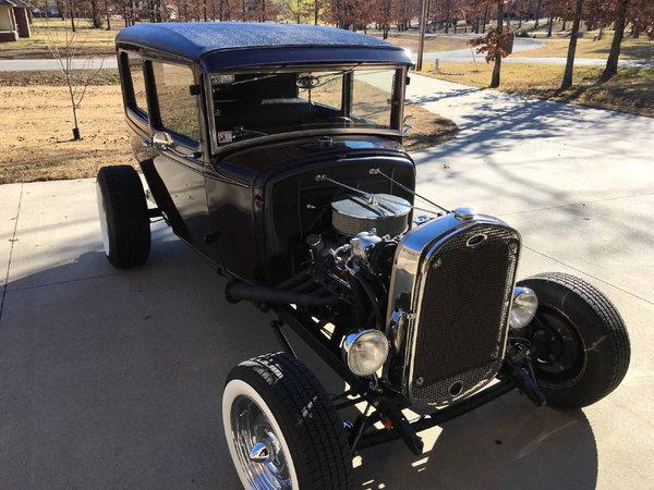 1931 Ford Model A 2-dr Sedan Hot Rod