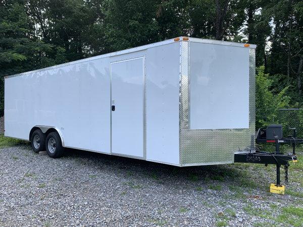24' South Georgia Cargo  for Sale $6,000