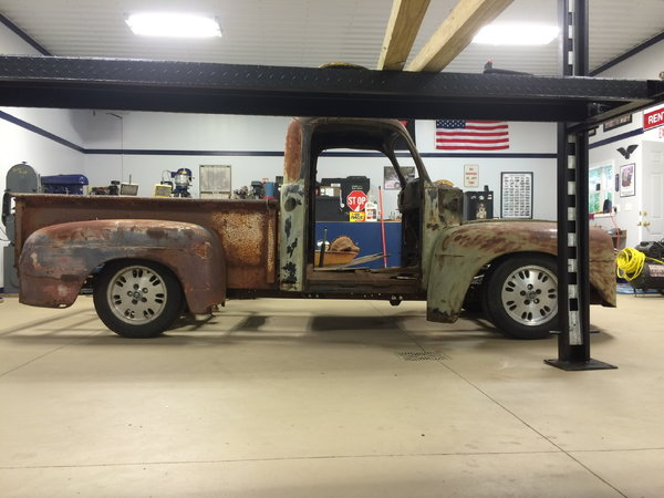 1948 Ford F1  for Sale $14,900