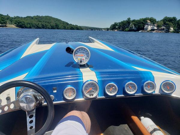 19' Nordic Jet Boat  for Sale $15,000