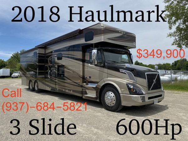 2018 Haulmark  for Sale $349,900