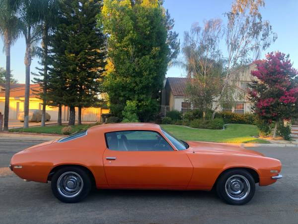 1970 Camaro SS for sale in Beverly, FL, Price: $45,000