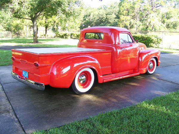 1952 Chevrolet Truck For Sale In Cocoa Fl Collector Car Nation