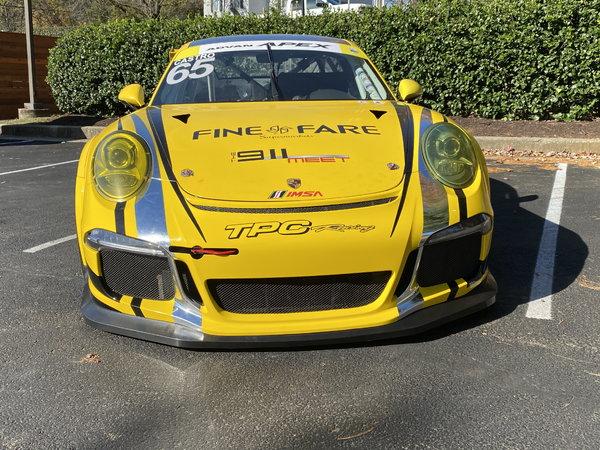 2016 Porsche GT3 Cup   for Sale $120,000