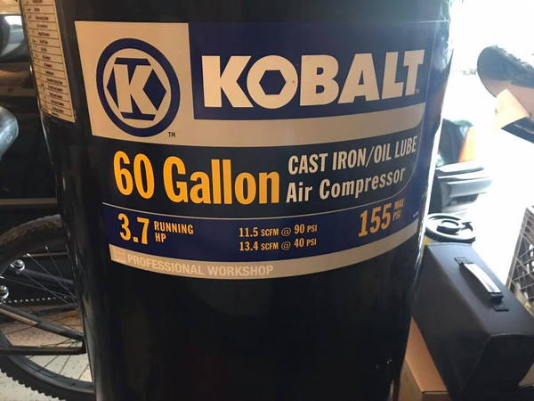 Kolbalt Compressor  for Sale $400