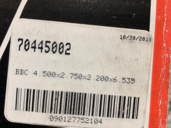 LUNATI VOODOO B.B. CHEVROLET 4.500  for Sale $900