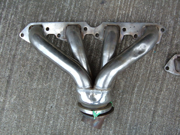 BB Chevy Stainless Shorty Headers