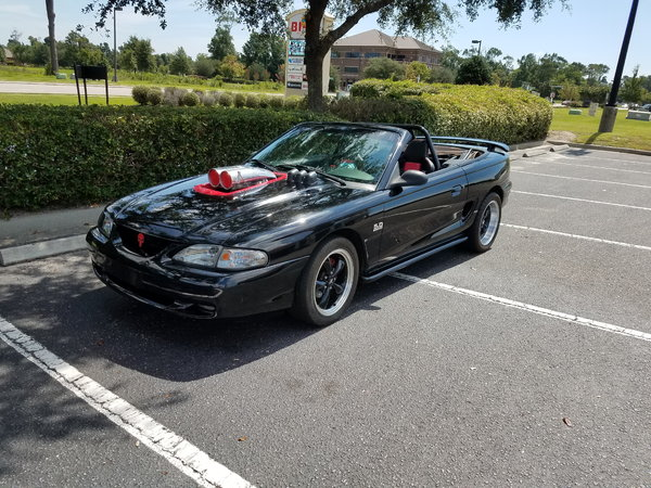 1994 Ford Mustang  for Sale $17,500