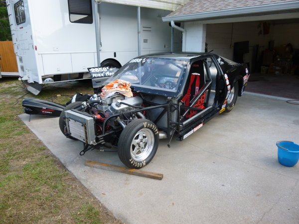 3RD GEN CAMARO IROC CHASSIS CAR,TURN KEY OR ROLLER