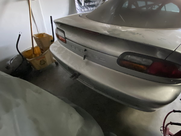 2000 Camaro 25.2 Rolling Chassis Stock Suspension  for Sale $16,000