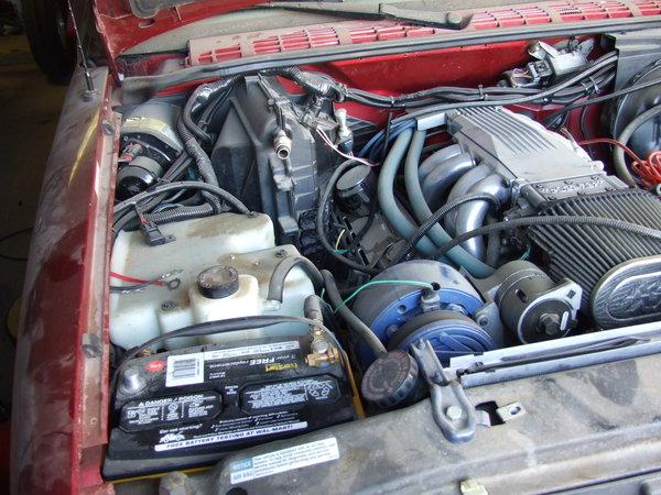 1997 Chevrolet S10