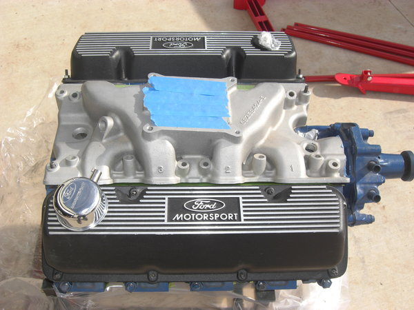 1970 Ford Boss 302 Engine Trade