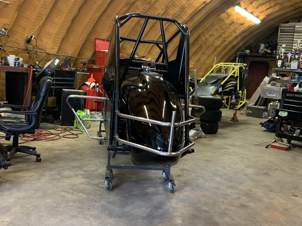 2-2014 KPC Kyle Larsen chassis  for Sale $3,500