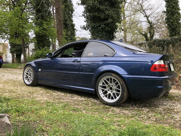 2005 BMW e46 M3 Racecar   for Sale $42,500