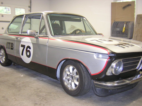 1971 BMW 2002  for Sale $14,000