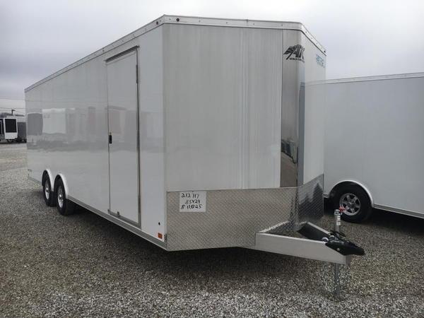 2018 ATC 8.5x24 Car/Racing Trailer  for Sale $10,200