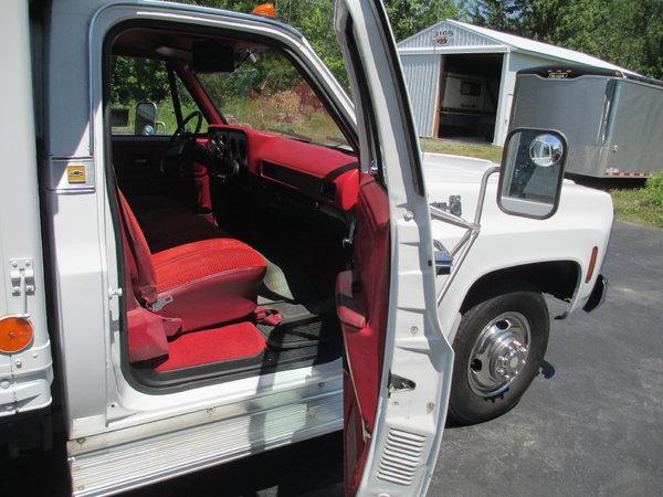 1980 Chevrolet C30  for Sale $15,000