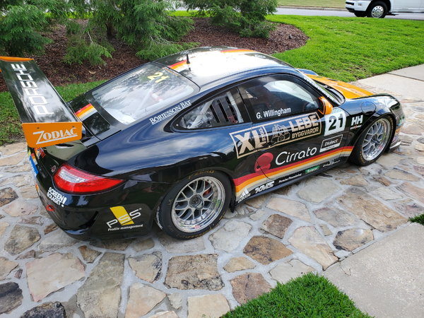 2012 Porsche GT3 Cup New zero hour PMNA Crate Engine low hou  for Sale $115,000