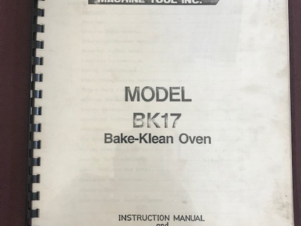 Peterson Bake-Klean Oven  for Sale $3,250