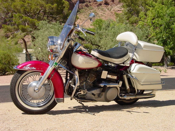 1966 Harley Davidson Shovelhead FLH for sale in IRRIGON, OR, Price: $12,500