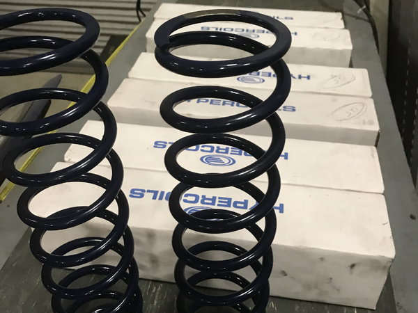 14in coil over springs  for Sale $125