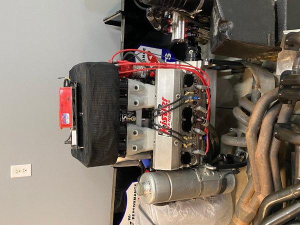 Kistler 410 Engine  for Sale $25,000