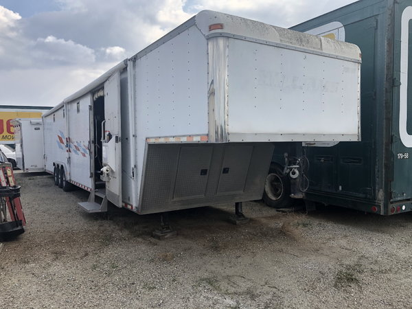 45'car trailer  for Sale $19,500