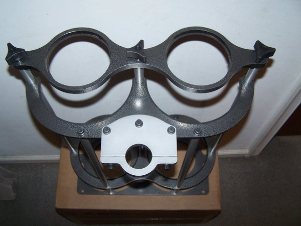 M&K MACHINE NITROUS BOTTLE BRACKET