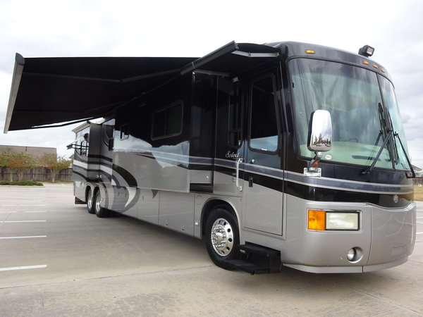 Travel Supreme Select 45' 500hp Cummins  for Sale $84,900